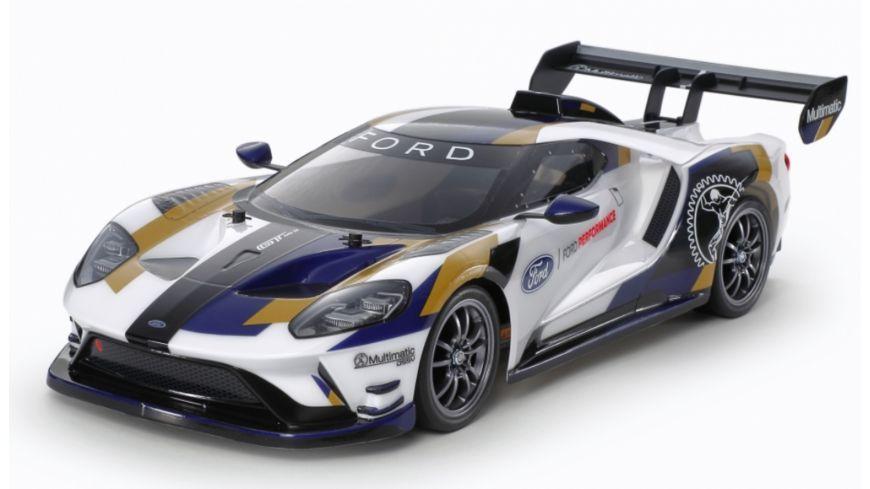 1:10 RC Ford GT Mk.II 2020 (TT-02)