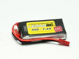 LiPo Akku LEMONRC 450 - 7.4V (35C)