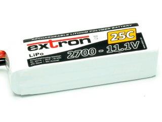 LiPo Akku Extron X2 2700 - 11,1V (25C | 40C)