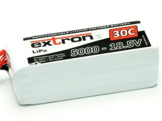 LiPo Akku Extron X2 5000 - 18,5V (30C | 60C)