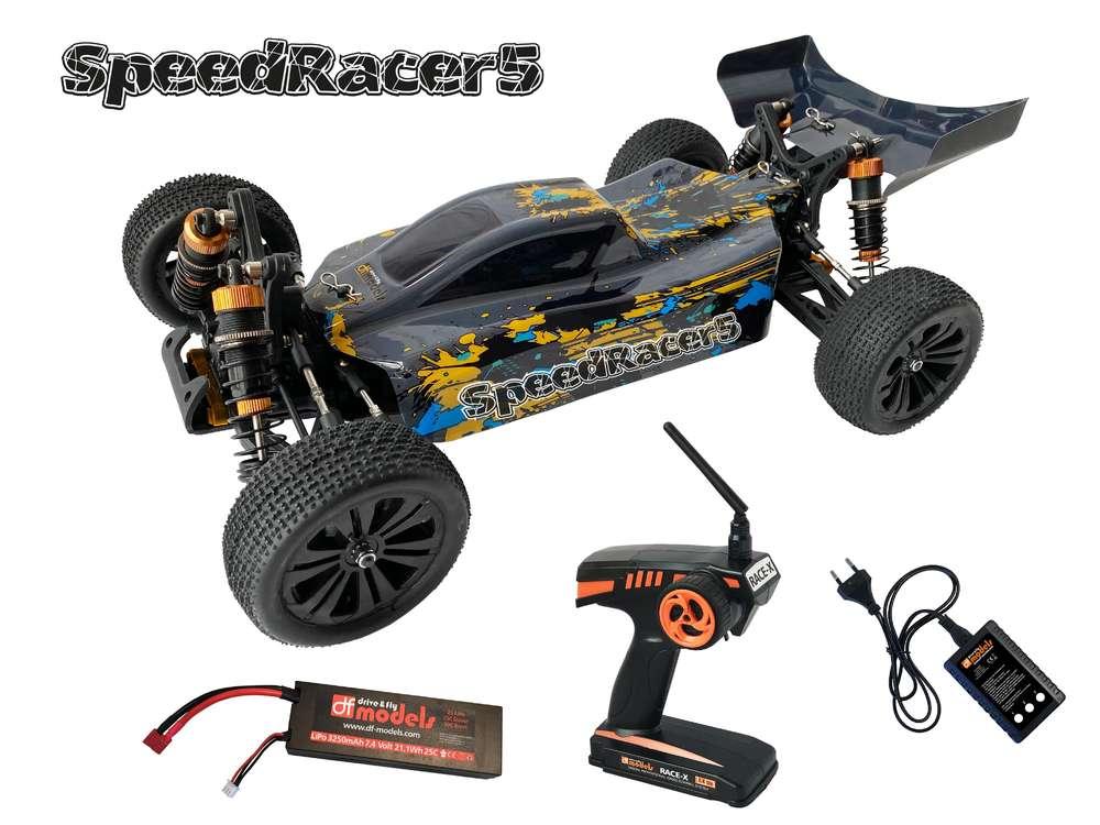 SpeedRacer 5 - brushless - RTR
