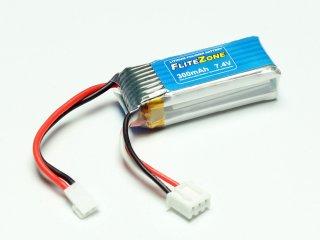 LiPo Akku FliteZone 300 - 7,4V (Molex 51005 Stecker)