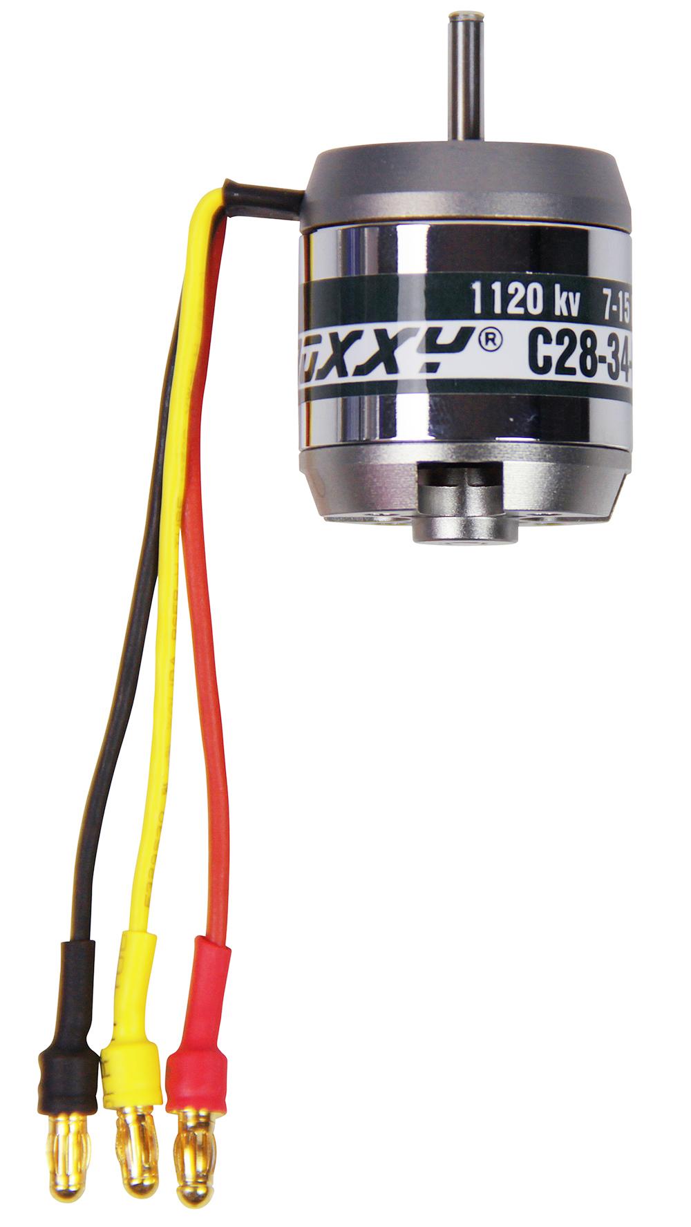 Multiplex ROXXY BL Outrunner C28-34-1120kV