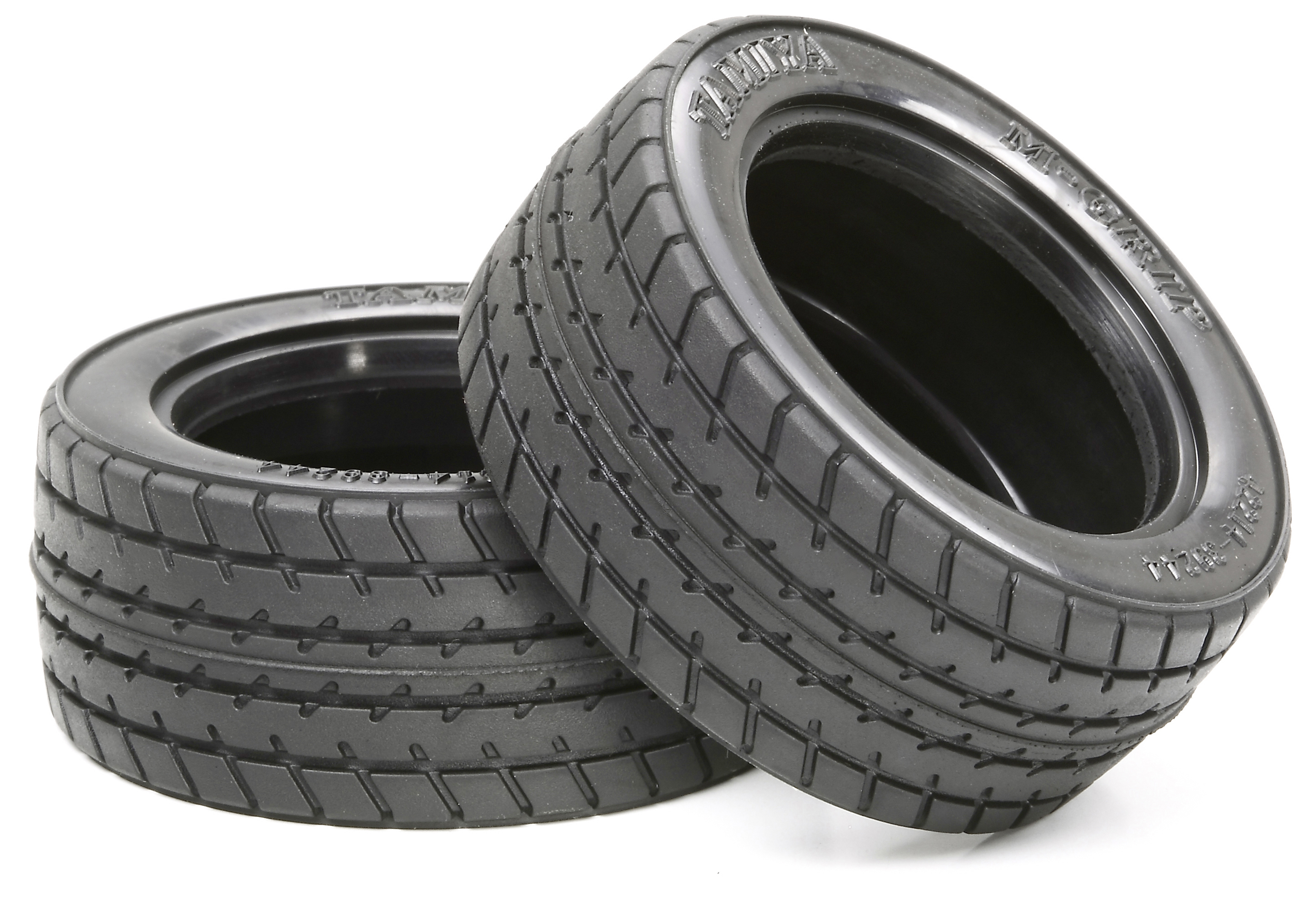 M-Chassis Reifen (2) Profil M-Grip 60D