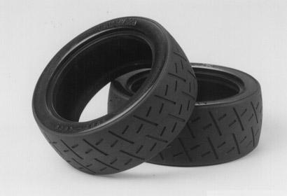 1:10 Reifen (2) Semi Slick 26mm