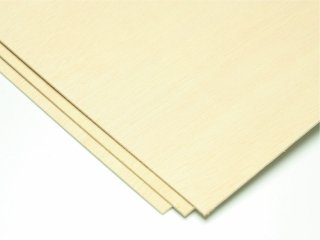 Pappel-Sperrholz 3.0 x 300 x 600 mm (VE=1St.)