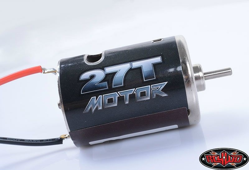540 CRAWLER BRUSHED MOTOR 20T RC4WD