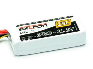LiPo Akku Extron X2 1800 - 11,1V (25C | 50C)