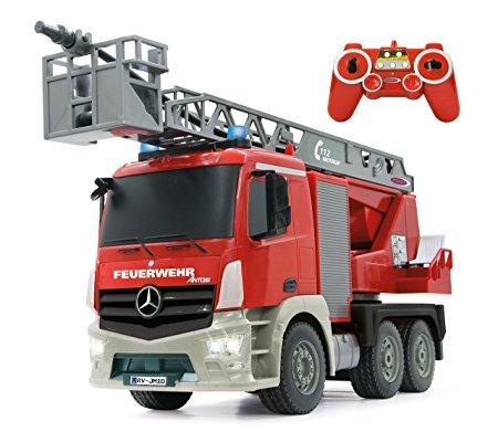 Feuerwehr Drehleiter Mercedes- Benz Antos 1:20 2,4G