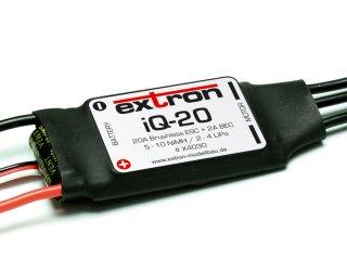 Extron Brushless Regler iQ-20