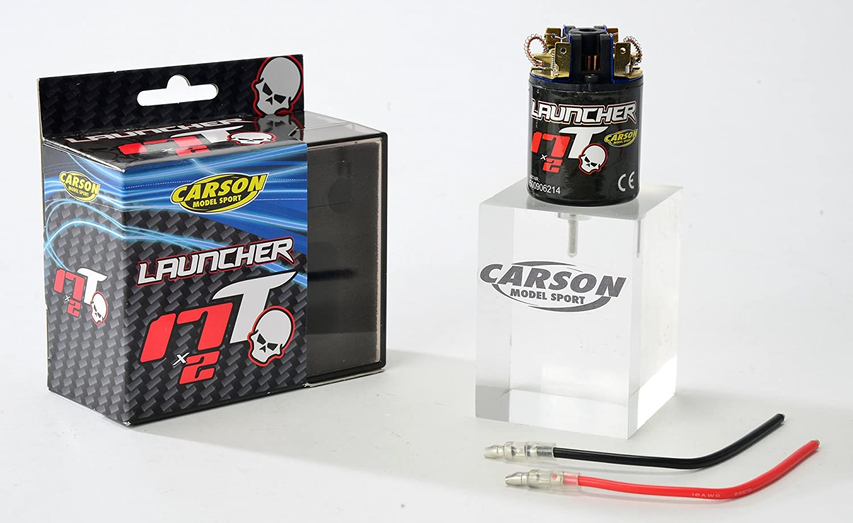 Carson Launcher 17 x 2 Turns Elektromotor
