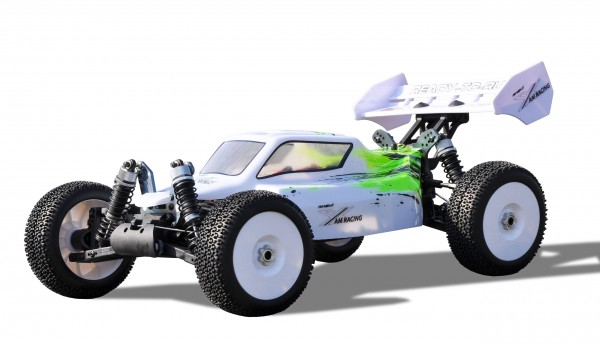 PLANET PRO 4WD BUGGY RTR 1:8, 2,4GHZ,