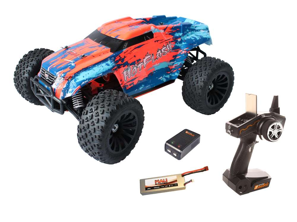 HotFlash brushless 1:10XL Truck - RTR
