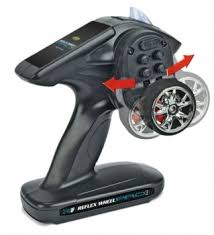 FS 2K Reflex Wheel PRO 3 2.4G
