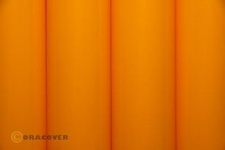Bügelfolie Oracover goldgelb (2 Meter)