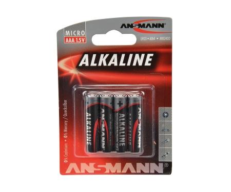 Batterie Set Micro/AAA 1,5V (4)