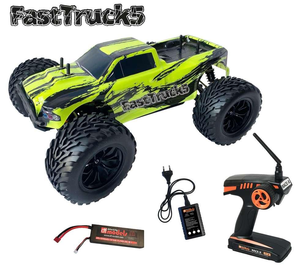 FastTruck 5 Truck - brushless RTR