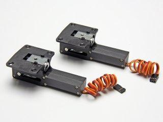 Einziehfahrwerk elektr. (M) / 3mm Achse (VE=2St.)