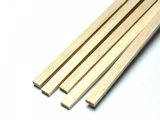 Balsa-Leiste 10.0 x 10.0 x 1000 mm (VE=1St.)
