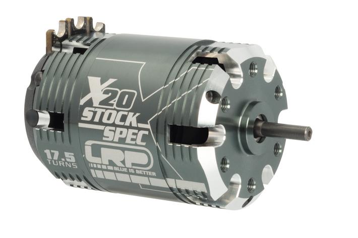 VECTOR X20 BL STOCKSPEC - 17.5T