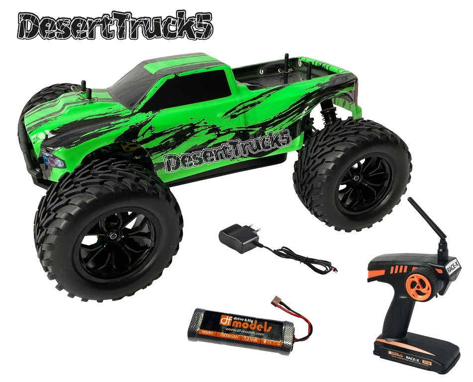 DesertTruck 5 - brushed RTR